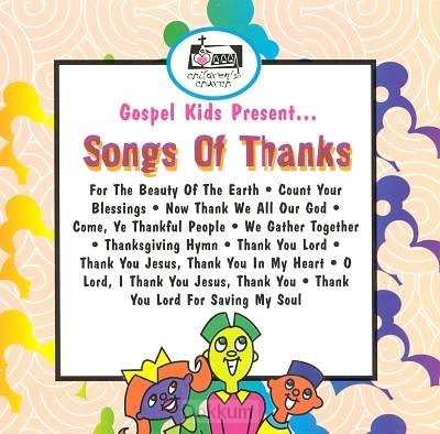 Thank you songs