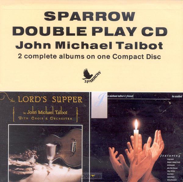 Lord's Supper/Be Exalted -2Cd