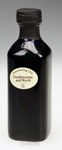 MYRRH & FRANKINCENSE 125ML