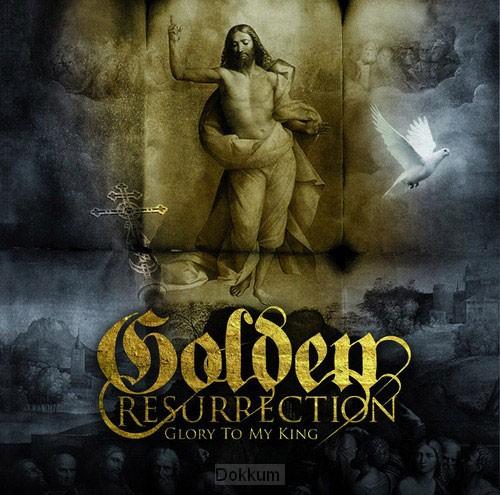 GLORY TO MY KING CD)