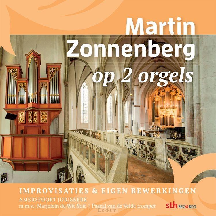 Martin Zonnenberg op 2 orgels
