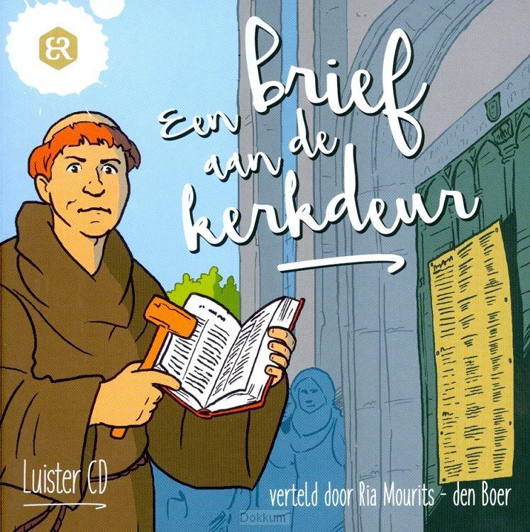 Brief aan de kerkdeur (Luther)