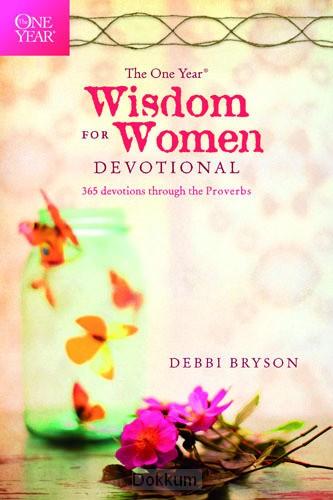 ONE YEAR WISDOM FOR WOMEN DEVOTIONAL, TH