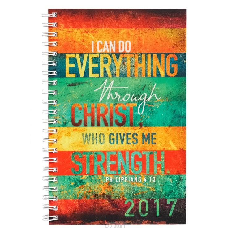 I CAN DO EVERYTHING THROUGH CHRIST