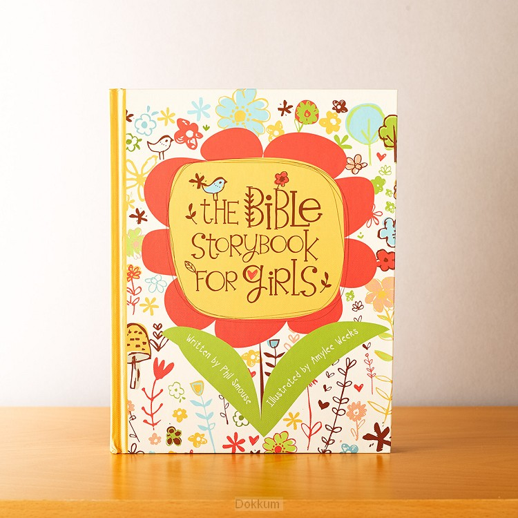 BIBLE STORYBOOK FOR GIRLS, THE