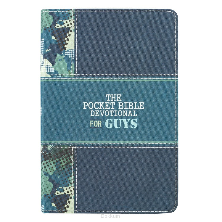 POCKET BIBLE DEVOTIONAL FOR GUYS, THE