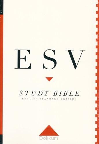 ESV - STUDY BIBLE - PAPERBACK