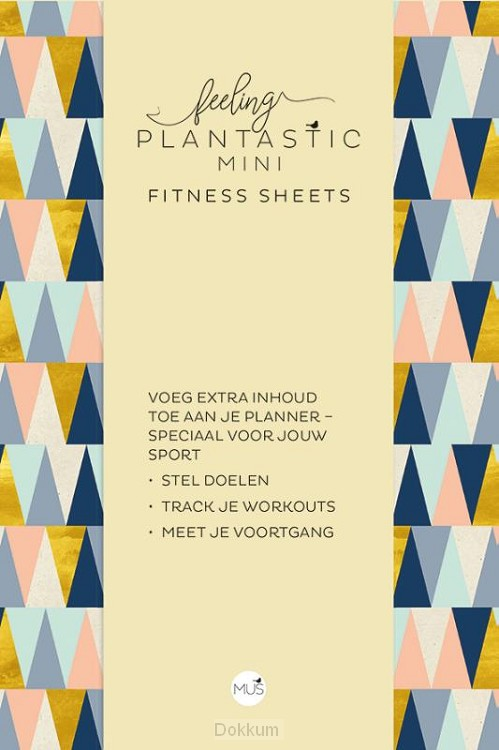 Feeling Plantastic mini Fitness Sheets