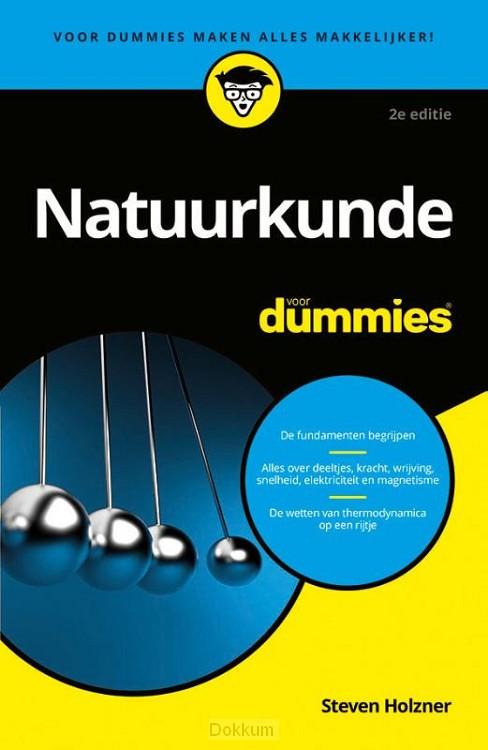 Natuurkunde voor Dummies, 2e editie, poc