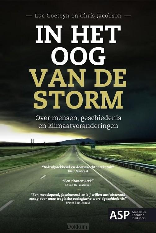 In het oog van de storm