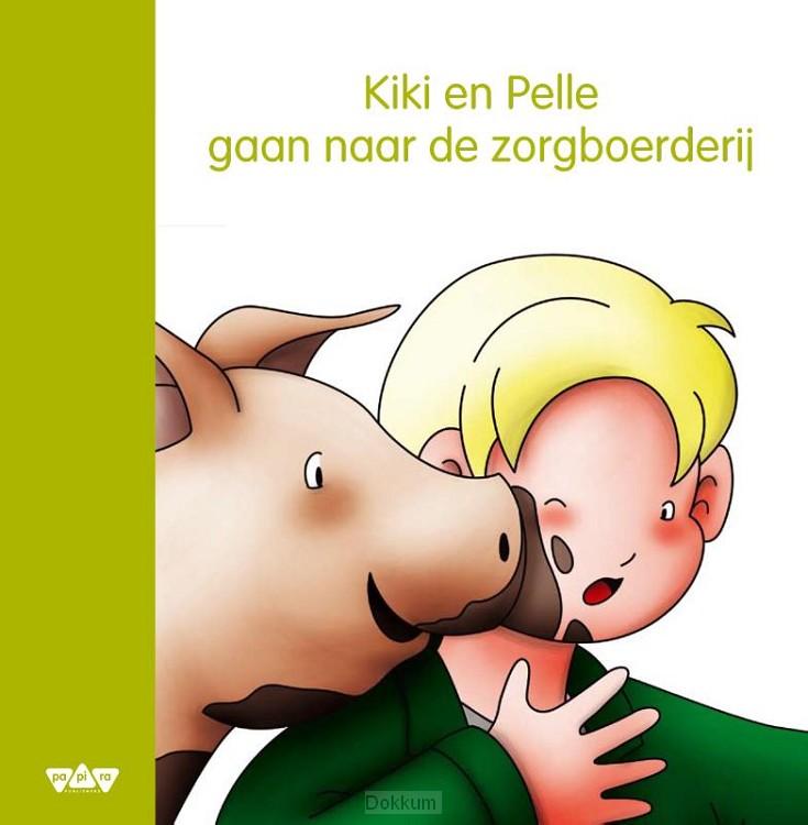 Kiki en Pelle gaan naar de zorgboerderij