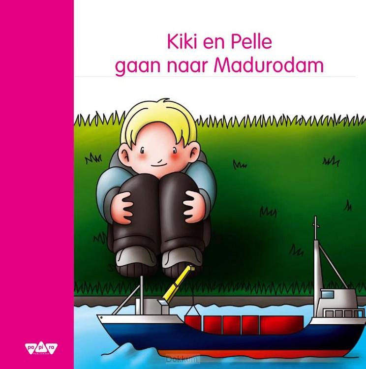 Kiki en Pelle gaan naar Madurodam