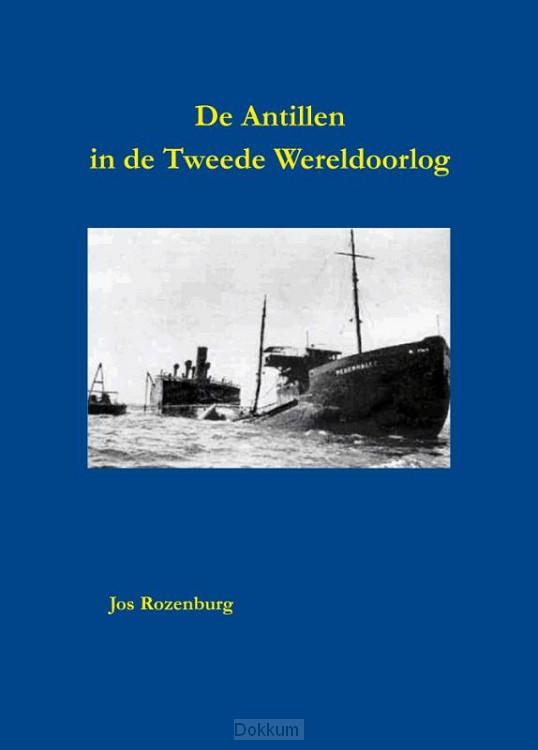De Antillen in de tweede wereldoorlog