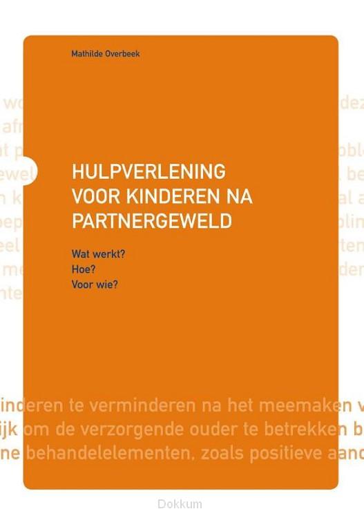 Hulpverlening voor kinderen na partnerge