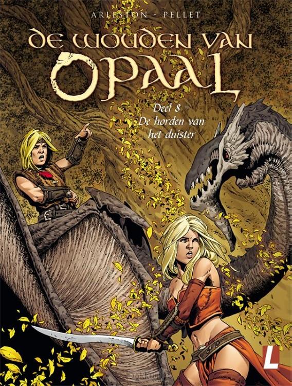 De wouden van Opaal Deel 8 - De horden v