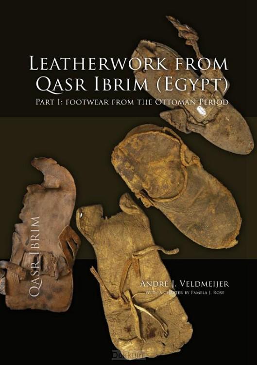 Leather footwear from Ottoman Qasr Ibrim