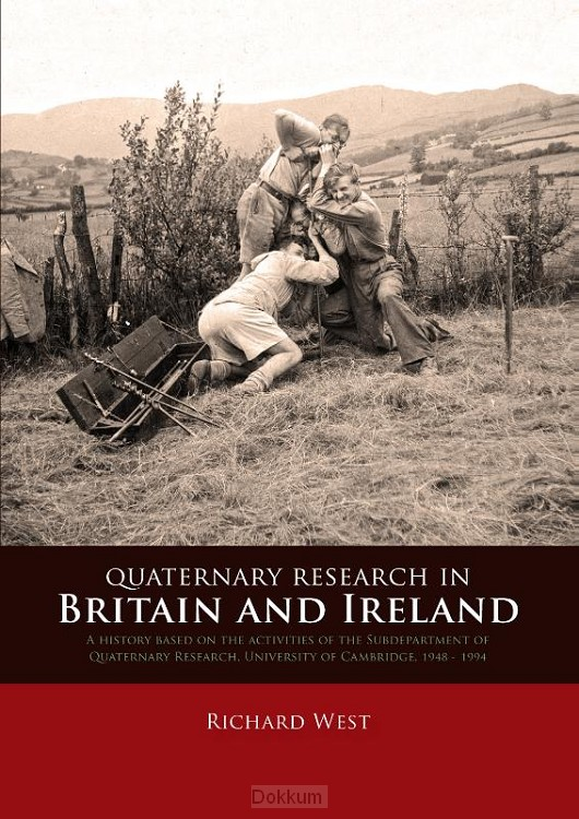 Quaternary research in Britain and Irela