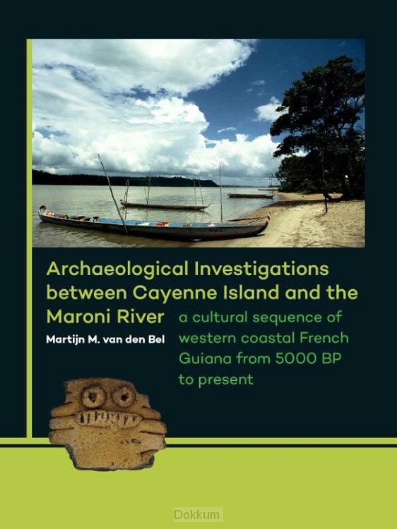Archaeological investigations between Ca