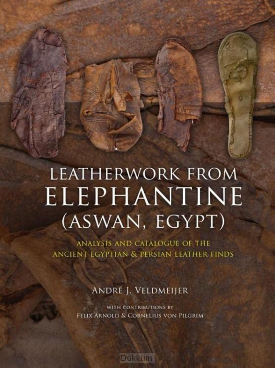 Leatherwork from Elephantine (Aswan, Egy