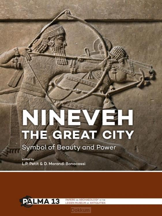Nineveh, the great city
