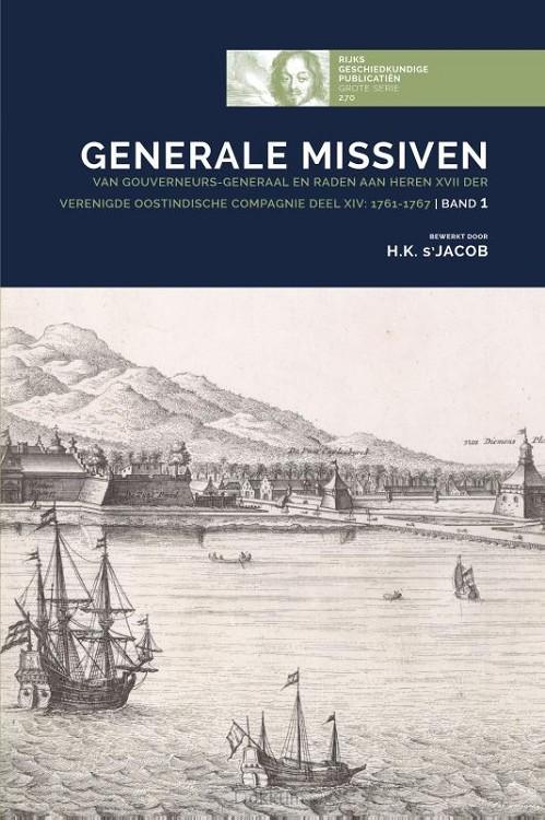 Generale Missiven van Gouverneurs-Genera