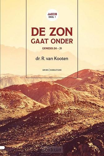 ZON GAAT ONDER