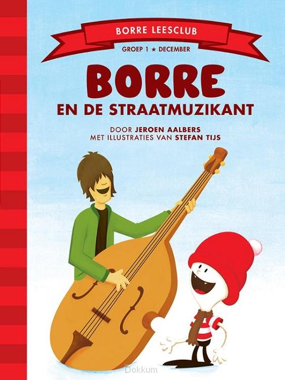 Borre en de straatmuzikant