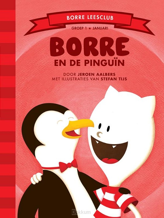 Borre en de pinguin