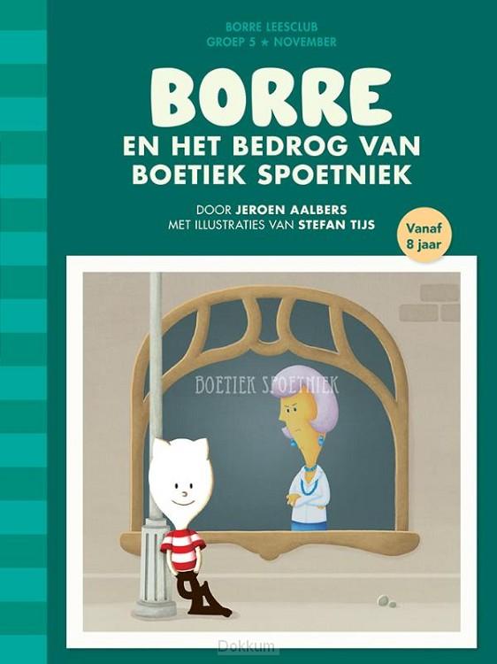 Borre en het bedrog van Boetiek Spoetnie