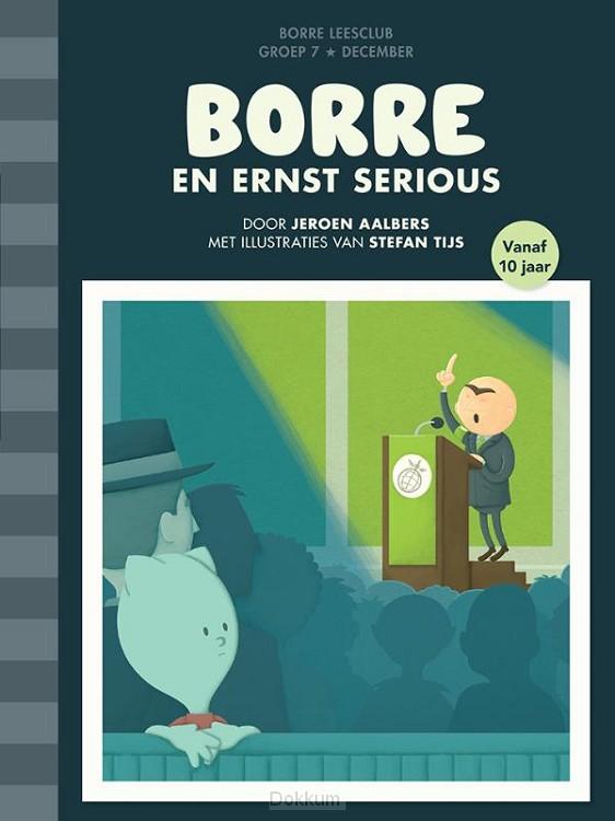 Borre en Ernst Serious