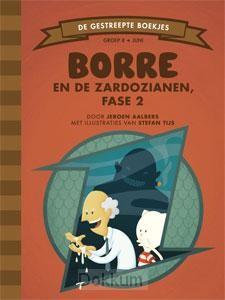 Borre en de Zardozianen / fase 2