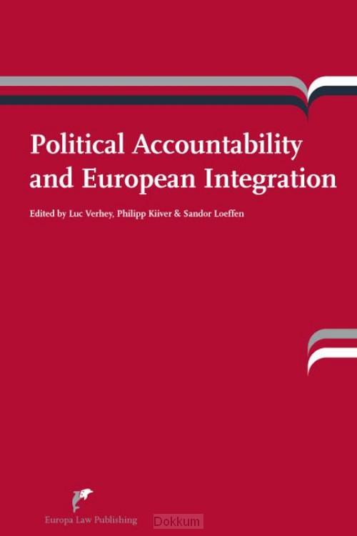 Political accountability and European in