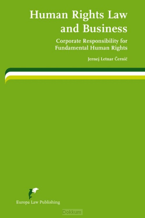 Human Rights Law and Business