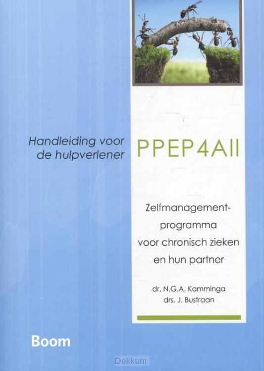 Ppep4all / Handleiding voor de hulpverle