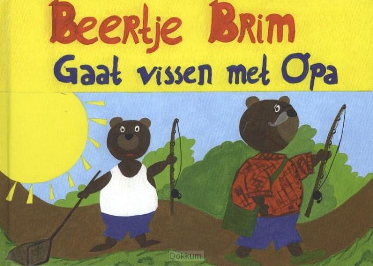Beertje Brim gaat vissen met opa