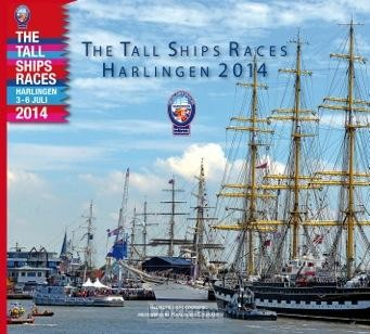 The tall ships races Harlingen / 2014