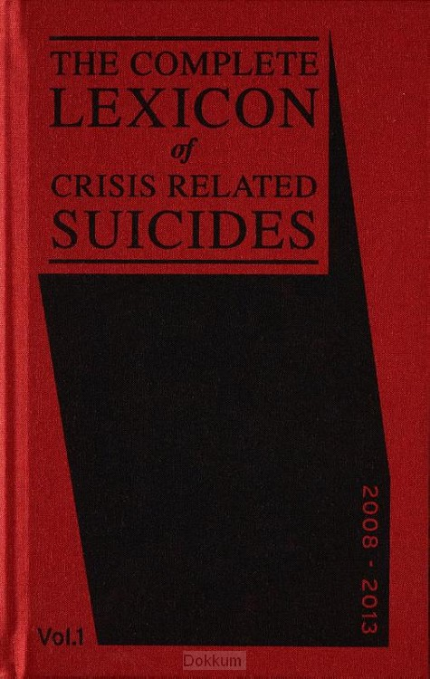 The complete lexicon of crisis related s