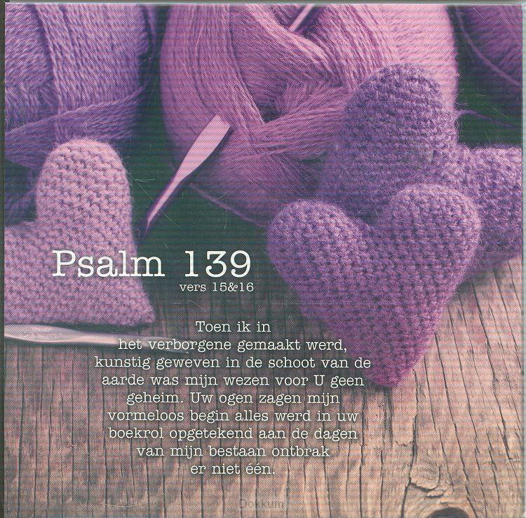 Kaart psalm 139