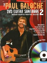 Paul Baloche guitar songbook 2