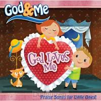 God & me: God loves me
