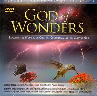 Dvd God of wonders evang.versie 26 talen