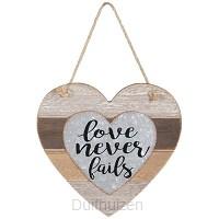 Heart small love never fails
