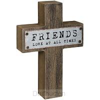 Mini cross friends love at all times