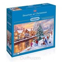 Bourton at Christmas 500 pcs