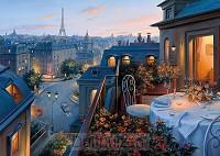 Puzzel 1000 Evening in Paris