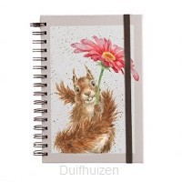 Notebook A5 Squirrel