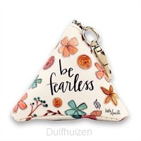 Triangle Bag Be Fearless