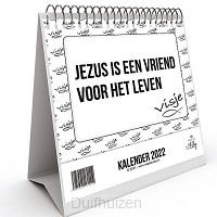 Bureaukalender visje