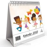 Bureaukalender kinderen