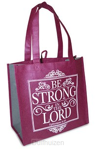 Eco Tote Be Strong